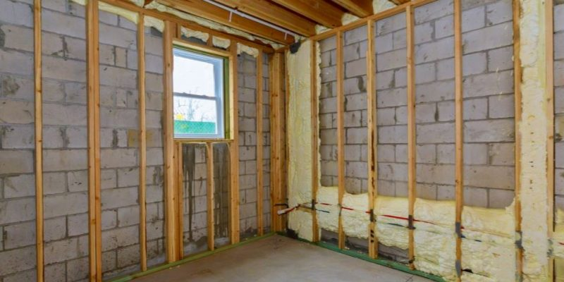 building a home underground