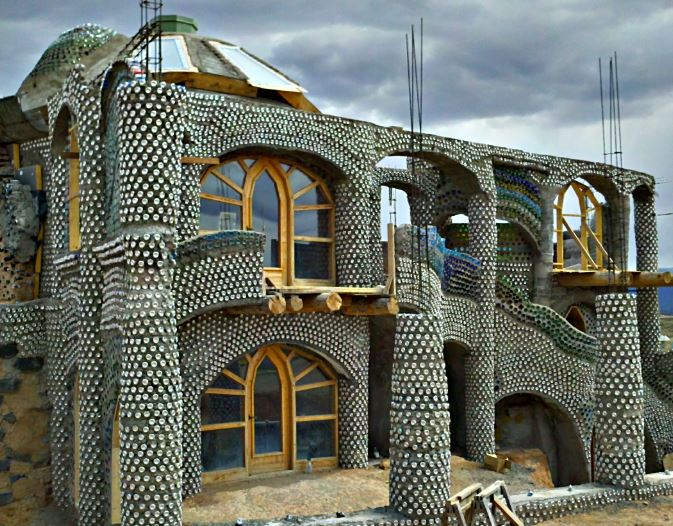 earthship community home