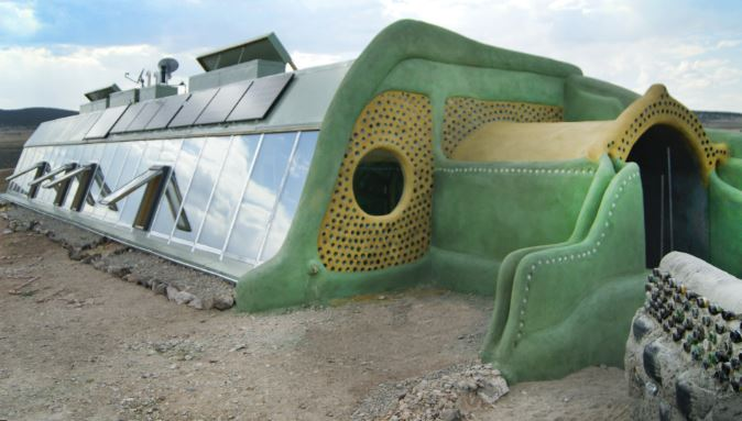 g2 global earthship